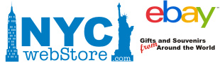 NYC Souvenirs and New York Gifts